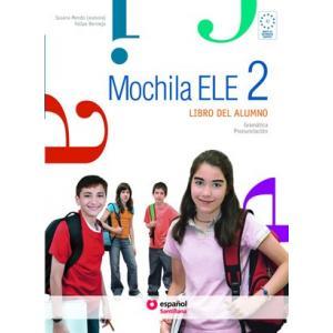 Mochila ELE 2. Podręcznik. Gimnazjum