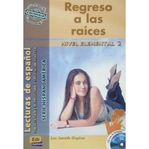 LH Regreso a las raices książka + CD