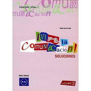 Viva la Comunicacion! nivel basico  A1-A2 klucz