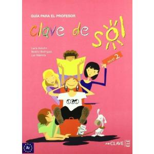 Clave de Sol 2 przewodnik metodyczny