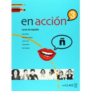 En Accion 3. Podręcznik + CD