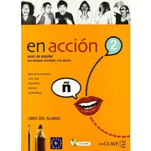 En Accion 2. Podręcznik + CD