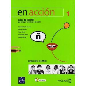 En Accion 1.  Podręcznik + CD