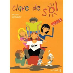 Clave de Sol 1. Podręcznik