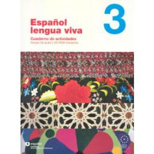 Espanol Lengua Viva 3. Język Hiszpański. Ćwiczenia + CD