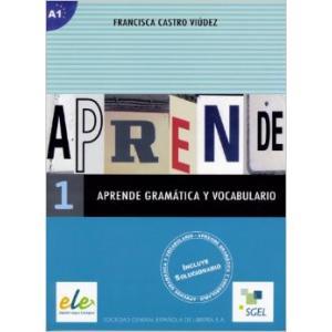 Aprende 1. Gramatica y Vocabulario