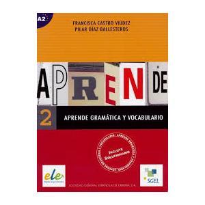 Aprende 2. Gramatica y Vocabulario