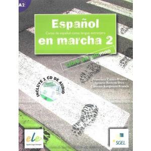 Espanol en marcha 2 podręcznik + Audio CD