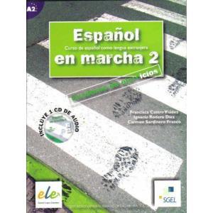 Espanol en Marcha 2. Ćwiczenia + CD