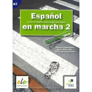 Espanol en Marcha 2 przewodnik metodyczny OOP