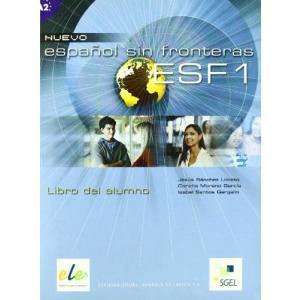 Nuevo Espanol sin fronteras 1 podręcznik