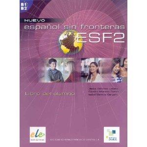 Nuevo Espanol sin Fronteras 2 Podręcznik