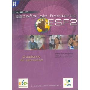 Nuevo Espanol sin Fronteras 2 Ćwiczenia