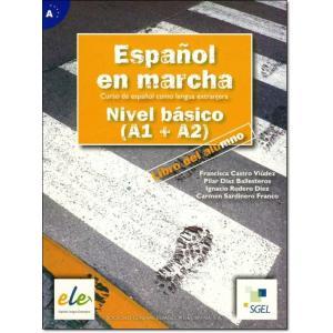 Espanol en marcha Basico A1+A2 podręcznik +audio online OOP