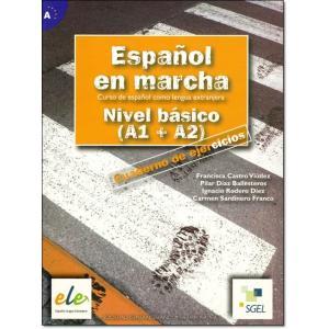 Espanol en marcha Basico A1+A2 ćwiczenia
