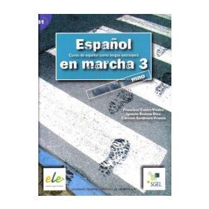 Espanol en marcha 3 podręcznik + CD