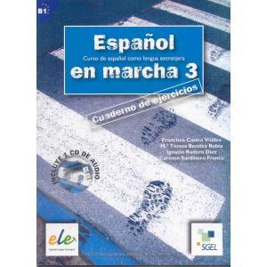 Espanol en Marcha 3. Ćwiczenia + CD