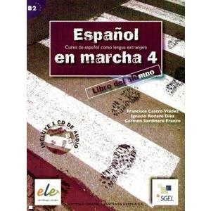 Espanol en Marcha 4. Podręcznik + CD