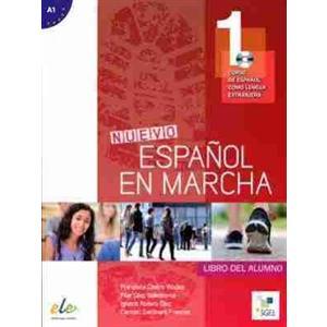 Nuevo Espanol en Marcha 1. Podręcznik + CD