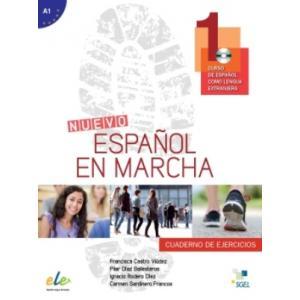 Nuevo Espanol en Marcha 1. Ćwiczenia + CD