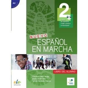 Nuevo Espanol en Marcha 2. Podręcznik + CD