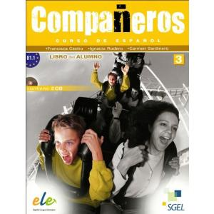 Companeros 3. Podręcznik + CD