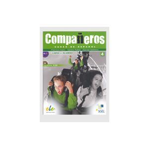 Companeros 4. Podręcznik + CD