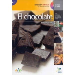 LH El chocolate książka + CD B1