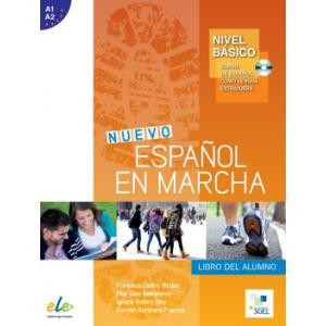 Nuevo Espanol en Marcha Basico. Podręcznik + CD