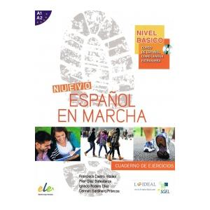 Nuevo Espanol en Marcha Basico. Ćwiczenia + CD