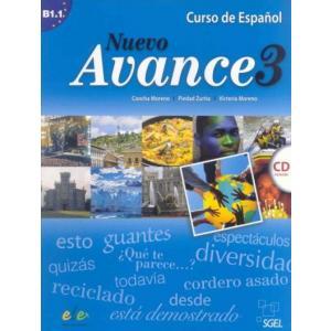 Nuevo Avance 3. Podręcznik + CD