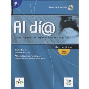 Al Dia Nueva Edicion Superior B2-C1. Podręcznik