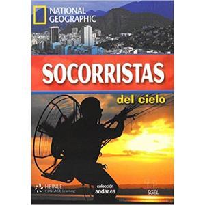 LH Socorristas del cielo książka + DVD /NG/