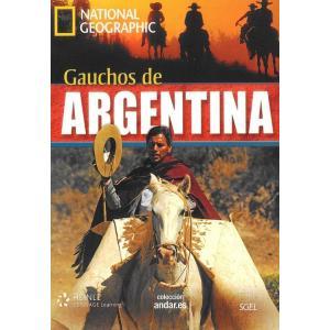 LH Gauchos de Argentina. B2 książka + DVD National Geographic