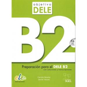 Objetivo DELE B2 + CD