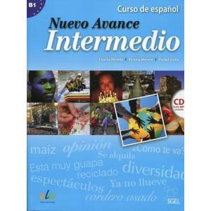 Nuevo Avance Intermedio. Podręcznik + CD