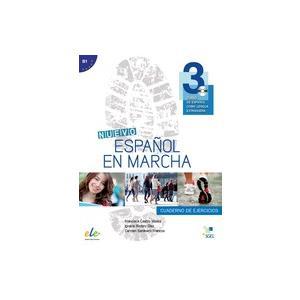 Nuevo Espanol en Marcha 3. Ćwiczenia + CD