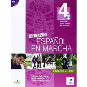 Nuevo Espanol en marcha 4. Podręcznik + CD