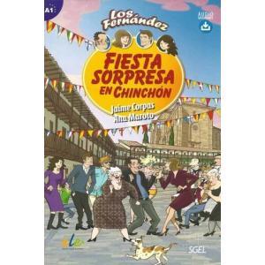 LH Fiesta sorpresa en Chinchon książka + audio online A1