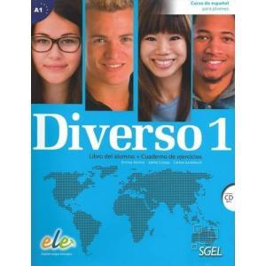 Diverso 1. Podręcznik + Ćwiczenia + CD