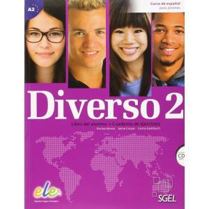 Diverso 2. Podręcznik + Ćwiczenia + CD