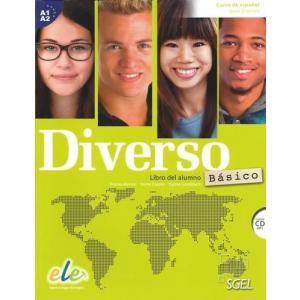 Diverso Basico A1 + A2. Podręcznik + CD
