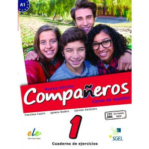 Companeros Nueva Edicion 1. Ćwiczenia