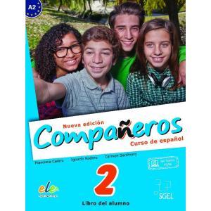 Companeros Nueva Edicion 2. Podręcznik + Licencia Digital