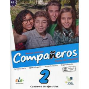 Companeros Nueva Edicion 2. Ćwiczenia