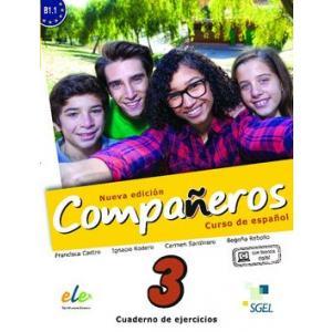 Companeros Nueva Edicion 3. Ćwiczenia