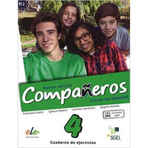 Companeros Nueva Edicion  4. Ćwiczenia