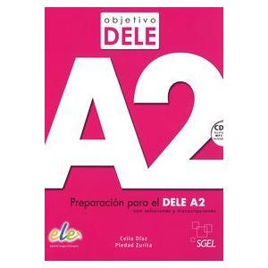Objetivo DELE A2 + CD