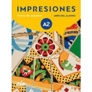 Impresiones A2. Podręcznik + Audio Online