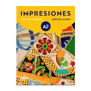 Impresiones A2. Ćwiczenia + Audio Online